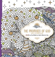 Promises Of God - Colouring Book