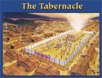 Tabernacle, The            20X26 (Wall Chart)