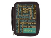 Bible Cover Names Of God Lg