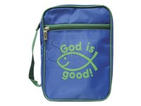 Bible Cover God Is Good Sm