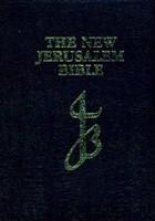 NJB New Jerusalem Bible, Black (Imitation Leather)