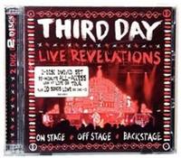 Live Revelations CD & DVD