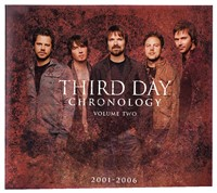 Chronology Vol 2 2001-2006 CD & DVD
