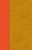 ESV Anglicised Thinline Bible, Paisley Tan
