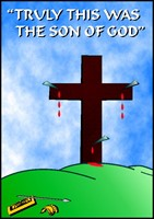 Tracts: Truly He Was 50-pack (Tracts)