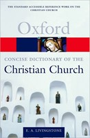 Oxford Concise Dictionary of the Christian Church (Paperback)