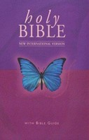 NIV Popular Bible with Guide