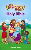 KJV the Beginner's Bible Holy Bible- Large Print (Hard Cover)