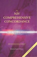 The NIV Comprehensive Concordance (Hard Cover)