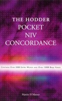 The Hodder Pocket NIV Concordance
