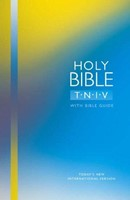 TNIV Popular Bible with Guide (Paperback)