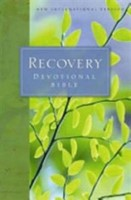 NIV Recovery Devotional Bible (Hard Cover)