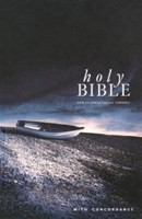 NIV Popular Bible with Concordance (Hard Cover)