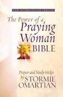 The Power of a Praying Woman NIV Prayer and Study Helps (Hard Cover)