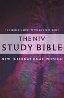 The NIV Study Bible (Paperback)