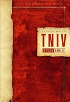 TNIV Study Bible (Hard Cover)