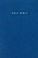 NIV Gift and Award Bible Blue (Paperback)