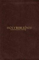 NIV Cross Reference Bible Chocolate (Leather Binding)