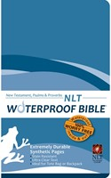 NLT Waterproof New Testament, Psalms & Proverbs