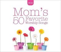 Mum's 50 Favourite Worship Songs (CD- Audio)