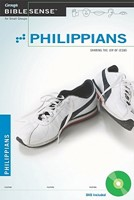 Group's Biblesense Philippians With DVD (Paperback w/DVD)