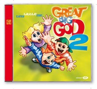 Great Big God 2: Tiny Little Me CD