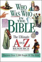 Who Was Who In The Bible (Nelson's A-Z) (Paperback)