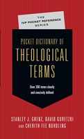 Pocket Dictionary Of Theological Terms (Paperback)