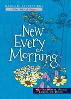 New Every Morning Colouring Book (Paperback)