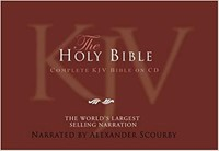The Holy Bible: Complete KJV Bible on CD