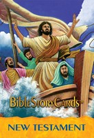 Bible Story Cards: New Testament Collector Series