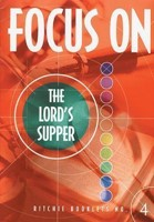 RB: 4 Focus On The Lord's Supper (Booklet)