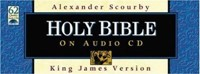 Holy Bible on Audio CD - King James Version