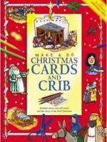 Make and Do Christmas Card and Crib