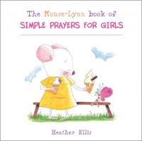 Mouse-Lynn Book Of Simple Prayers For Girls