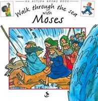 Walk Through the Sea with Moses