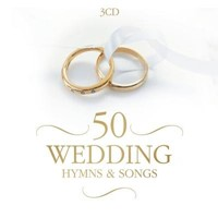 50 Wedding Hymns & Songs 3 CD's (CD-Audio)