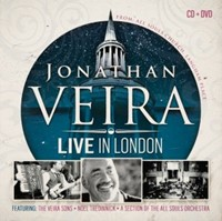 Jonathan Veira Live in London CD