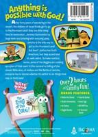 Veggie Tales: Josh & the Big Wall DVD (DVD)