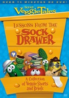 Veggie Tales: Lesson From the Sock Drawer DVD