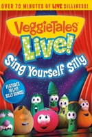 VeggieTales Live! Sing Yourself Silly DVD