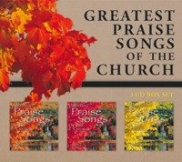 Greatest Praise Songs Of The Church CD