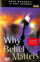 Why Belief Matters Live From Belfast
