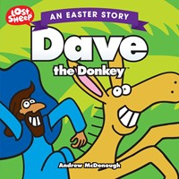 Easter, Dave The Donkey