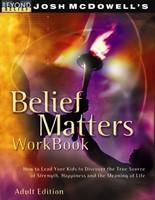 Belief Matters (Workbook)