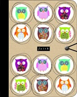 Journal: Faith (Owls)