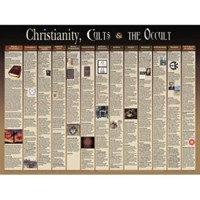 Christianity Cults & Occult (Laminated) 20x26 (Wall Chart)