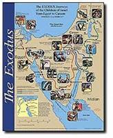 Exodus, The (Laminated)  20x26 (Wall Chart)