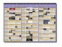 Archaeology & Bible N.T. (Laminated)  20x26 (Wall Chart)
