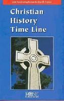 Christian History TimeLine 20x26 (Wall Chart)